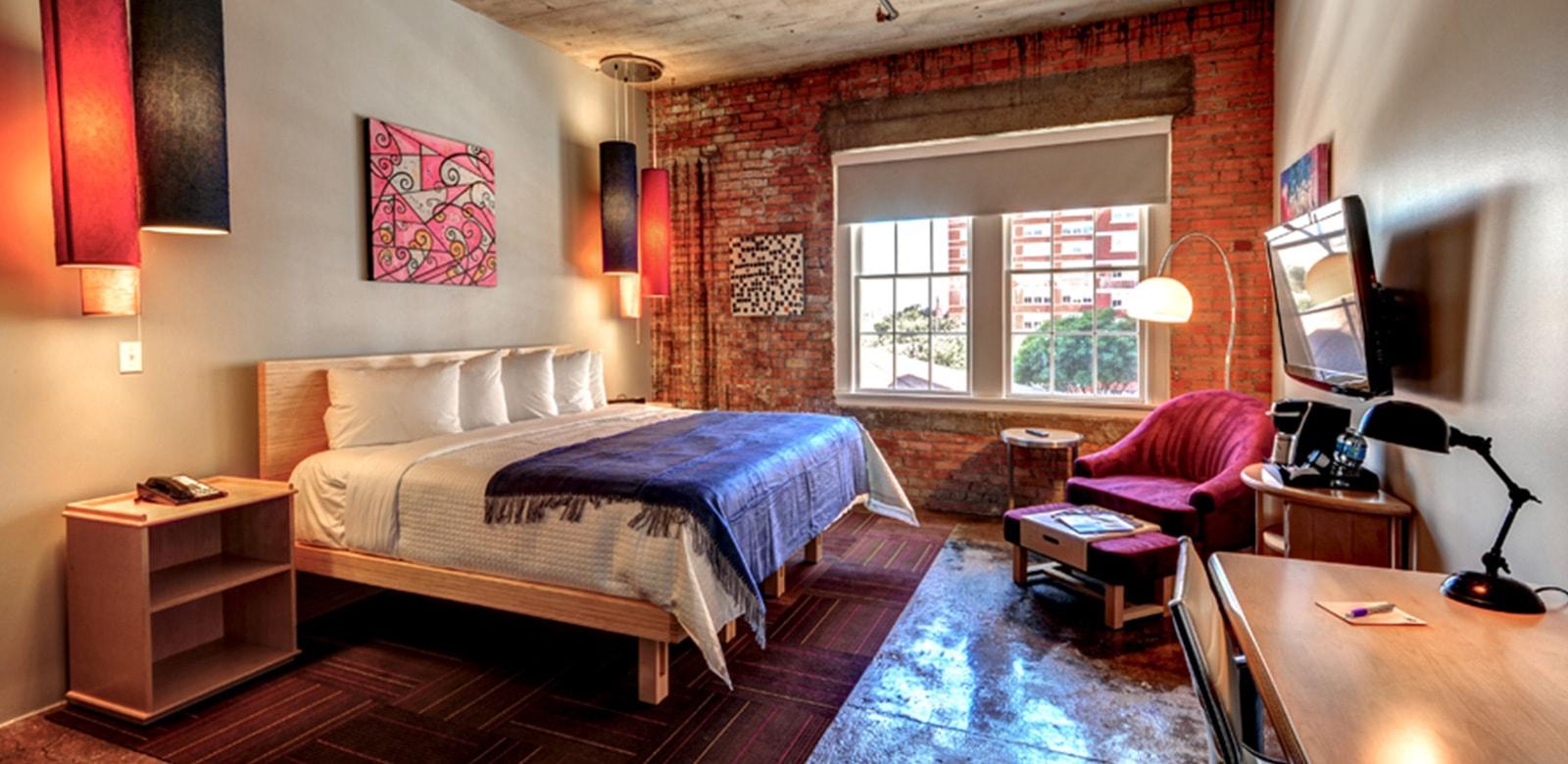 Canvas Lifestyle Hotel Dallas Suite