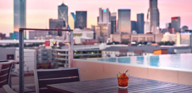 Canvas Hotel Dallas Eat And Drink