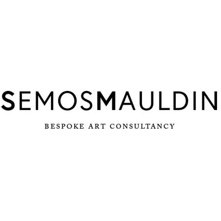 SemosMauldin Bespoke Art Consultancy Logo